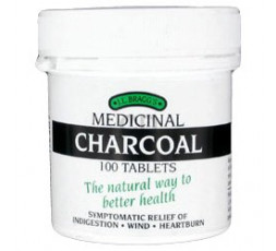Braggs Charcoal 100 Tablets
