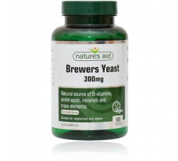 Natures Aid Brewers Yeast 300mg 500 tabs