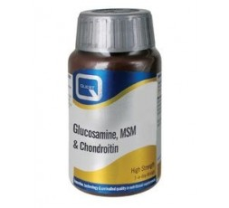 Quest Glucosamine MSM & Chondroitin 60tabs + 30 FREE