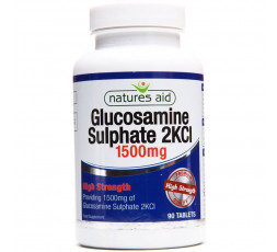 Natures Aid Glucosamine Sulphate 1500mg 90 tabs