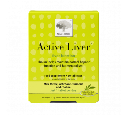New Nordic Active Liver 30 tabs