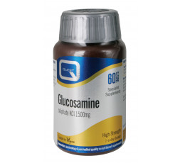 Quest Glucosamine Sulphate KCl 1500mg 90 tabs
