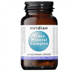 Viridian Trace Mineral Complex 30 caps