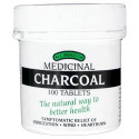 Braggs Charcoal 250 tablets
