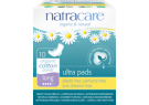 Natracare Ultra Pads Long With Wings 10