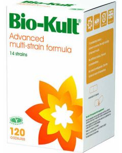 Bio Kult Advanced Multi Strain Formula 120 caps