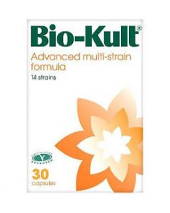 Bio Kult Advanced Multi Strain Formula 30 caps
