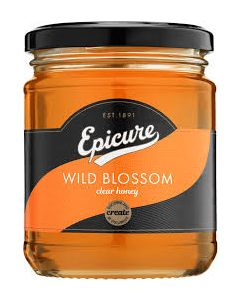 Epicure Clear Blossom Honey 454g