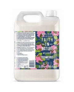 Faith in nature Wild Rose Hand Wash 400ml