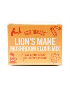 Four Sigmatic Foods Instant Lion's Mane 20 Bags
