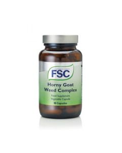 FSC Horny Goat Weed Complex 90 Vcaps