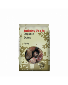 Infinity Foods Organic Pitted Dates 250g