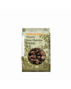 Infinity Foods Organic Sour Cherries - Pitted 125g