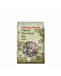 Infinity Foods Organic Three Seed Mix 250g