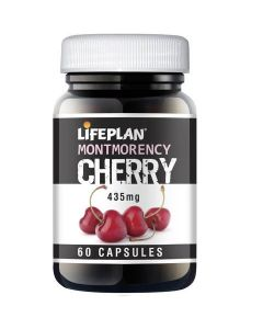 Lifeplan Montmorency Cherry 435mg 60 caps