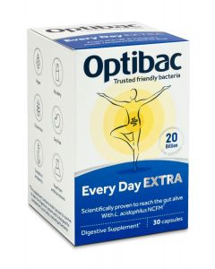 Optibac For Every Day EXTRA Strength 30 caps