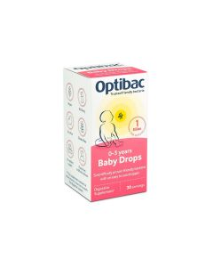 Optibac For Your Baby Infant Drops 10ml