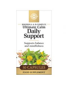 Solgar Ultimate Calm Daily Support 30 Capsules