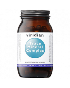 Viridian Trace Mineral Complex 90 caps