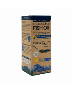 Wiley's Finest Peak Omega-3 Liquid 250ml